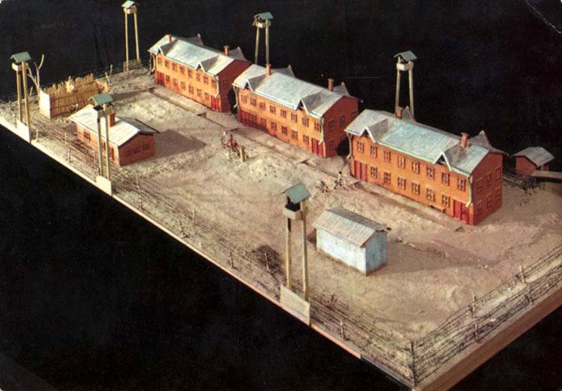 Camps d exterminations au 1/87 Vapnia10
