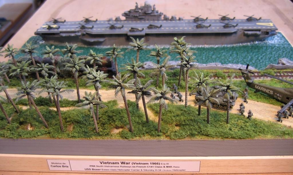 Les dioramas d autres epoques de Carlos Briz Vietn10