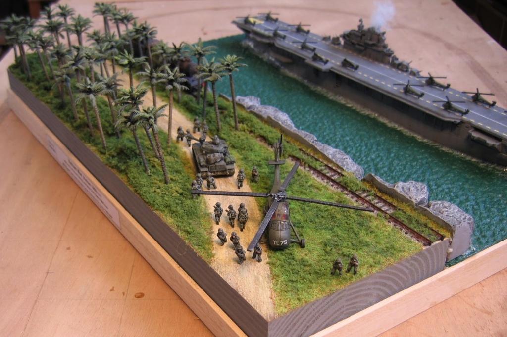 Les dioramas d autres epoques de Carlos Briz Vietn910