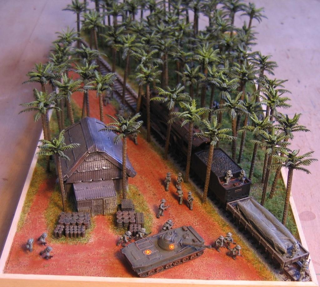 Les dioramas d autres epoques de Carlos Briz Vietna13