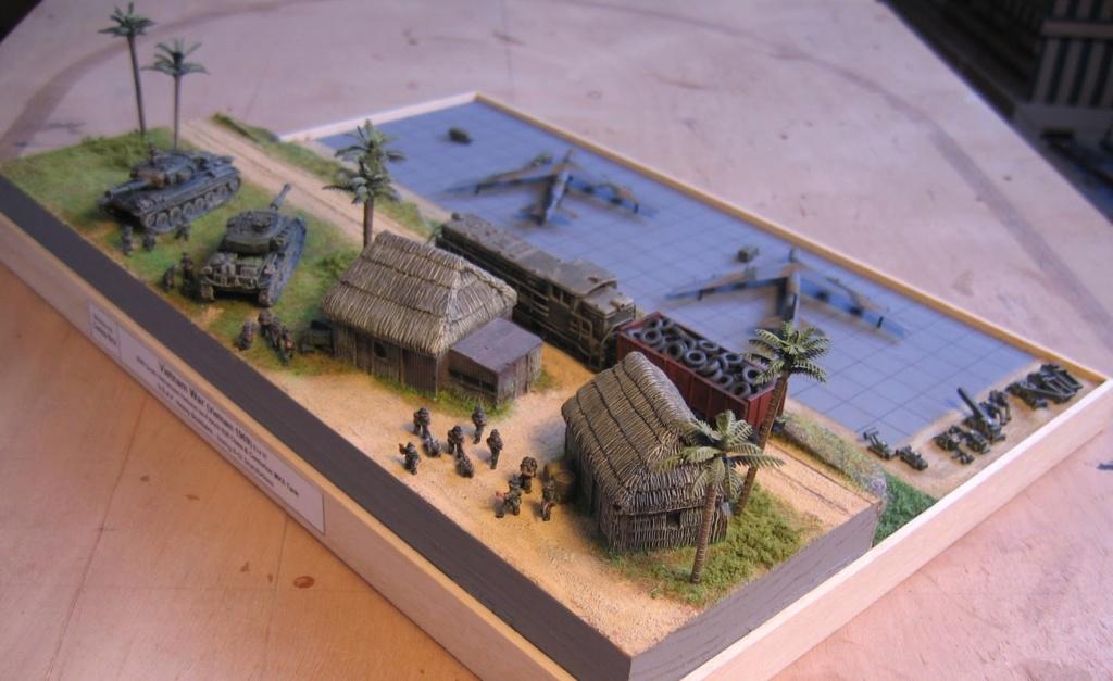 Les dioramas d autres epoques de Carlos Briz Vit710
