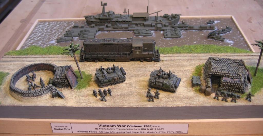 Les dioramas d autres epoques de Carlos Briz Vv1110