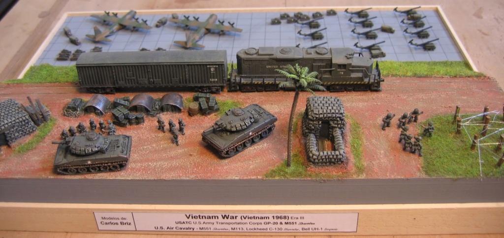 Les dioramas d autres epoques de Carlos Briz Vvvv10