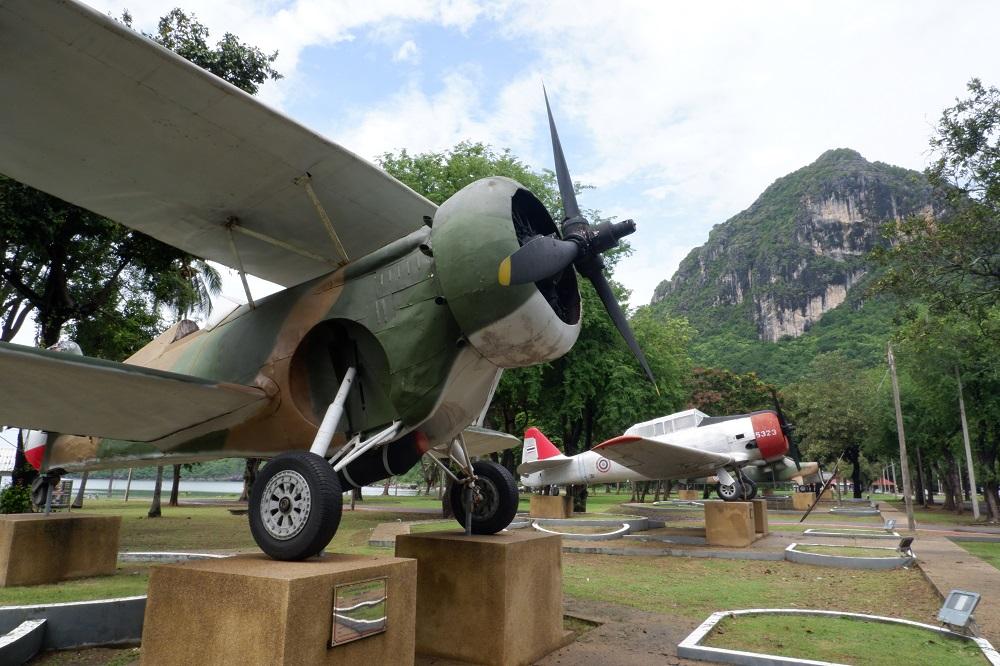 Wing 5 museum -Thailande- Wig510