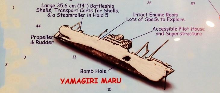 Micronesie,l atoll de Truk - Page 3 Yamagi12