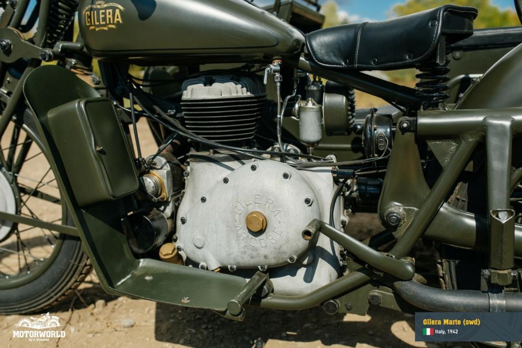 1942 Gilera Marte (swd)   Italie Z060