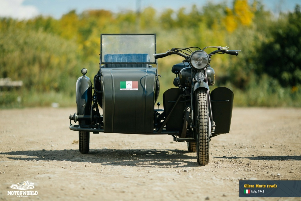 1942 Gilera Marte (swd)   Italie Z1147