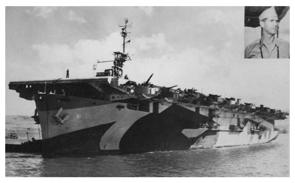 Porte-avions US et Kamikazes - Page 2 Z143