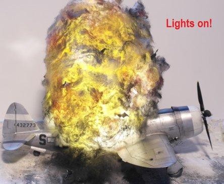 Faire des explosions et des tirs réalistes Z226