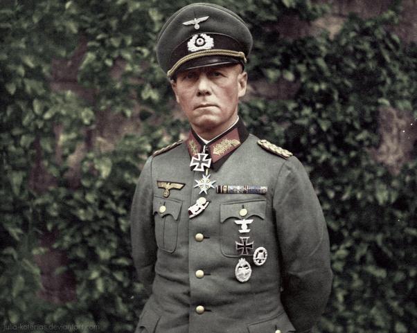 Les vehicules de Commandement de Rommel Z239