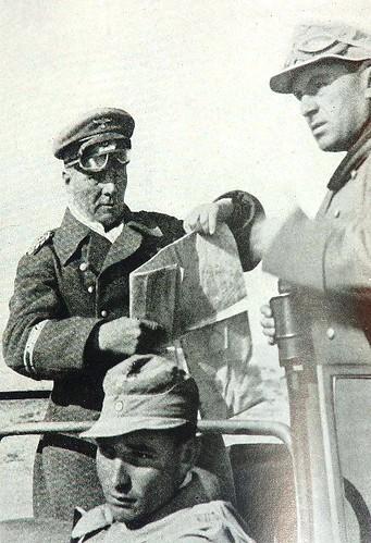 Les vehicules de Commandement de Rommel Z248
