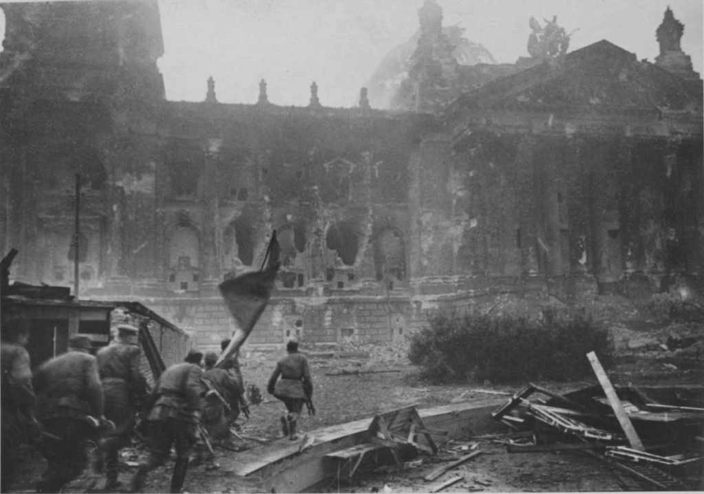 Temoignages bataille de Berlin 1945 Z391