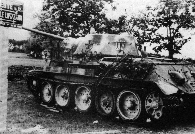Opération Trieste Z392