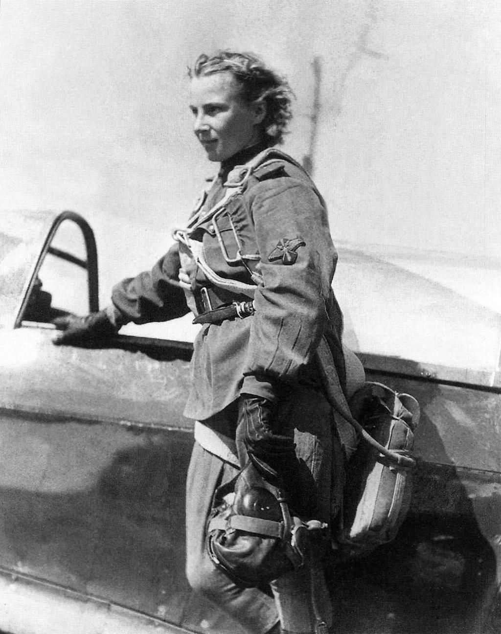 Lieutenant Lidia Litviak Z410