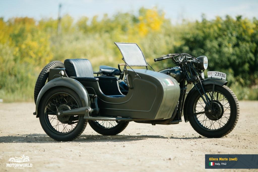 1942 Gilera Marte (swd)   Italie Z4106