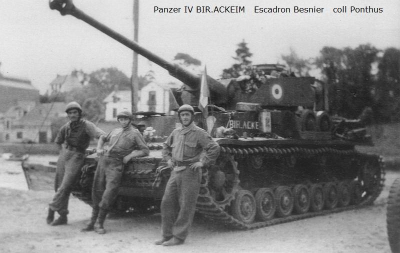 Vehicules recuperes par les FFI -1944 Z425