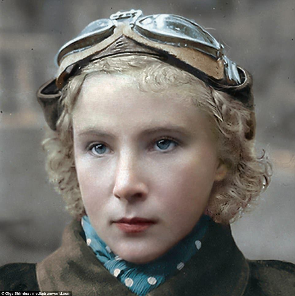 Lieutenant Lidia Litviak Z4410