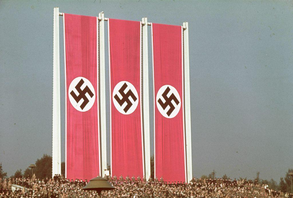 L'origine du drapeau Nazi Z554