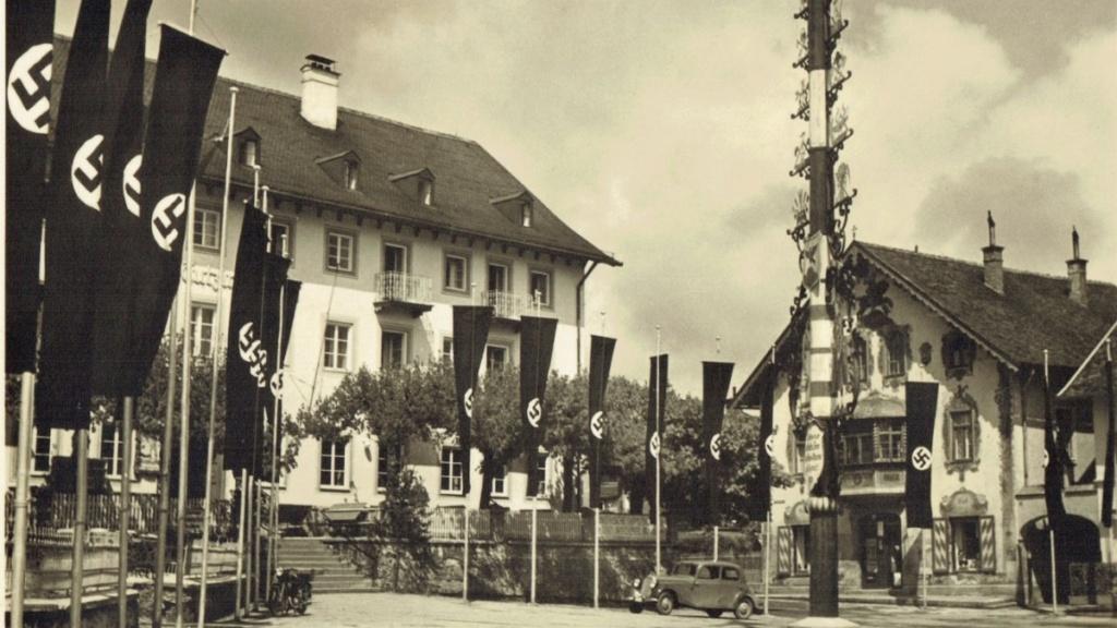 L'origine du drapeau Nazi Z555