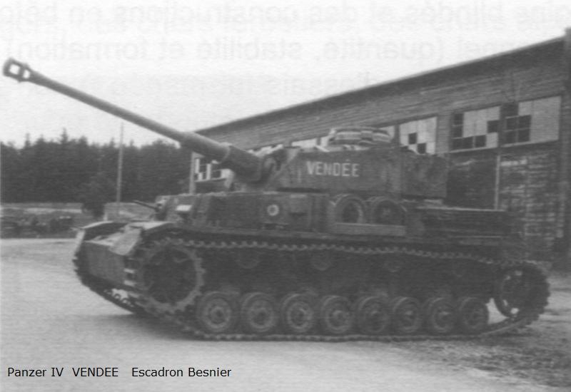 Vehicules recuperes par les FFI -1944 Z612