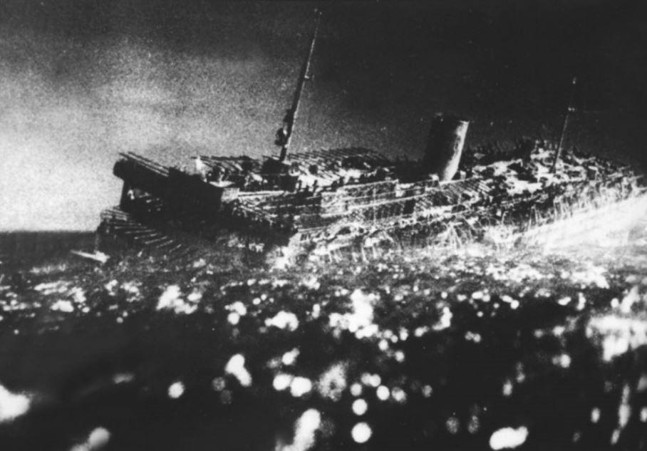 Bagatelle pour un massacre maritime - Page 2 Z636