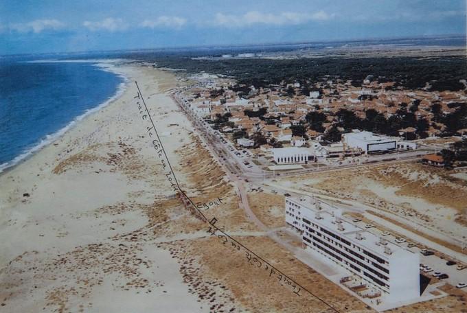 Erosion des plages Z7110