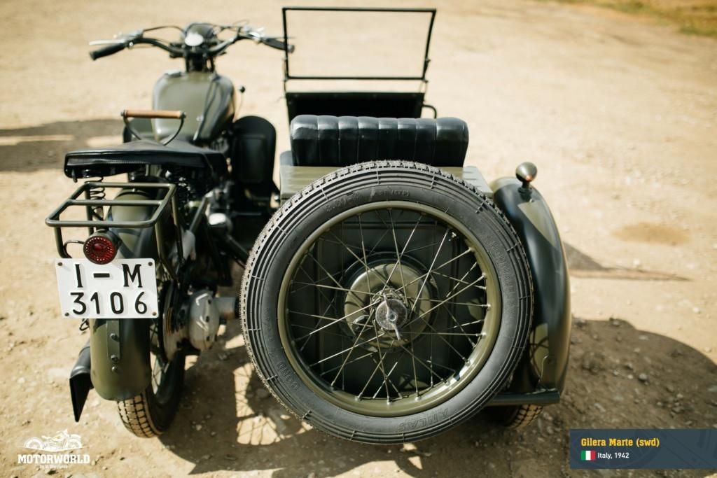 1942 Gilera Marte (swd)   Italie Z728