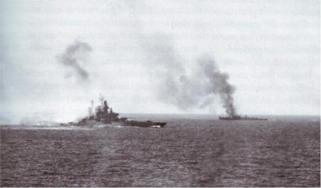 Navires US endommages par des kamikazes Zeller10