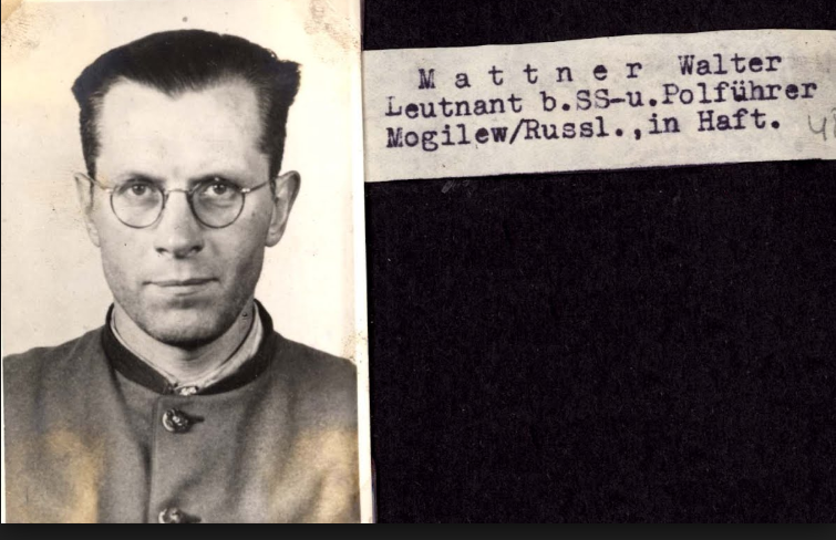 Walter Mattner : la banalité du mal Zz010