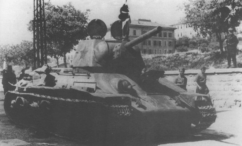 Opération Trieste Zz1104
