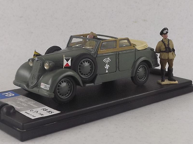 Les vehicules de Commandement de Rommel Zz142
