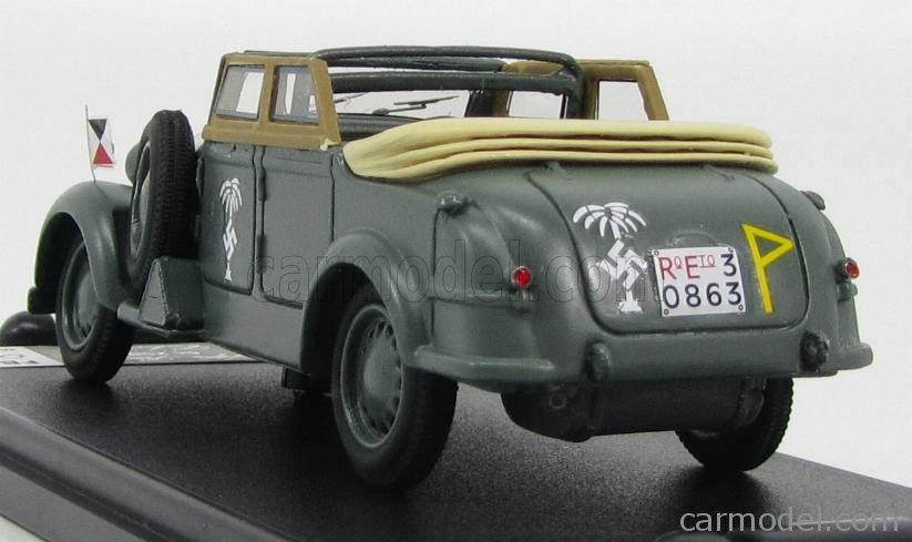 Les vehicules de Commandement de Rommel Zz220