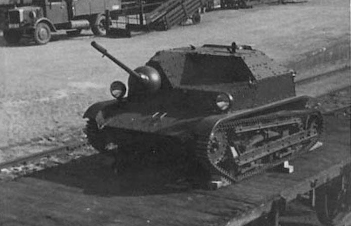 TKS (chenillette) Zz30