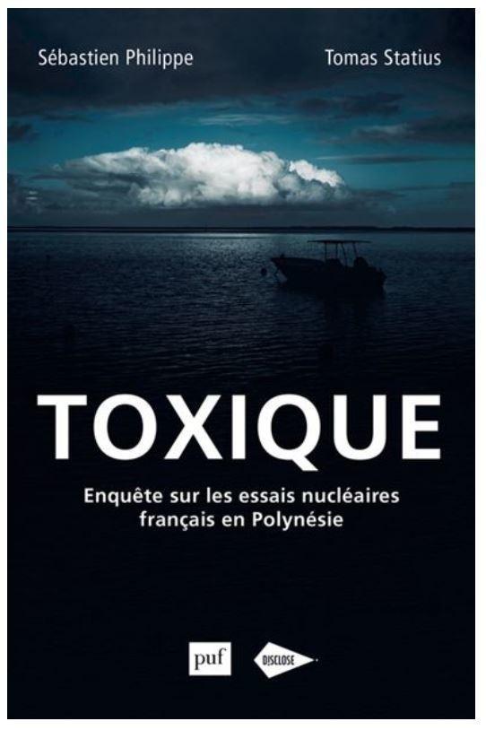 Toxique, 200 pages qui bombardent les vérités d'État Zz347