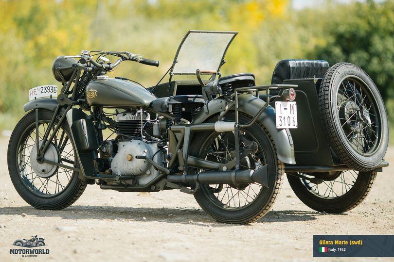1942 Gilera Marte (swd)   Italie Zz354