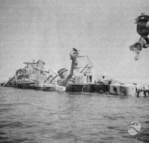 Croiseur italien San Giorgio Zz395