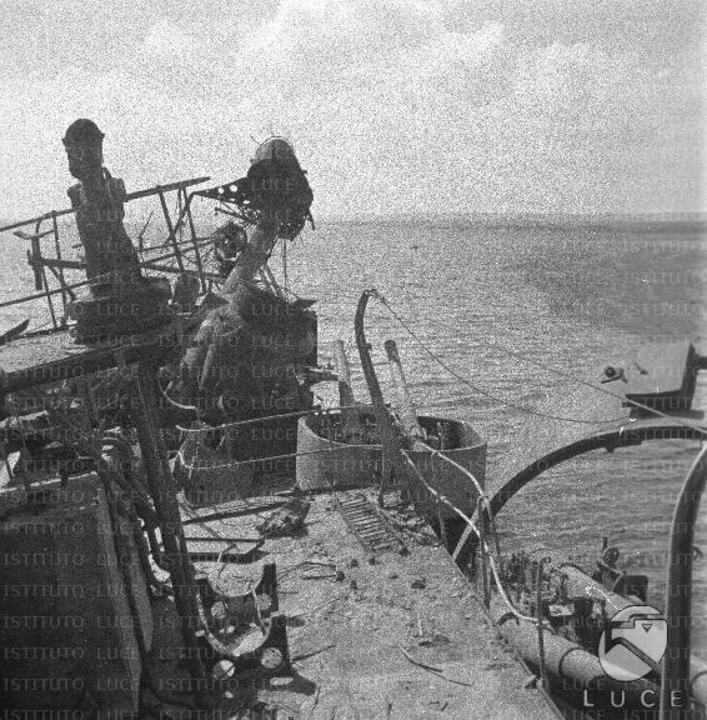 Croiseur italien San Giorgio Zz396