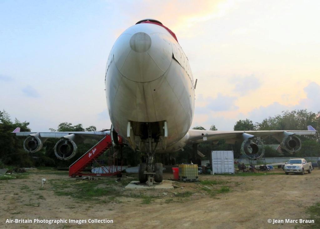 Epaves vieux avions en Thailande Zzsatt10