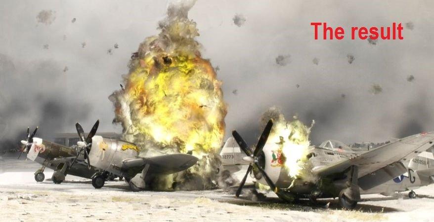 Faire des explosions et des tirs réalistes Zzx21