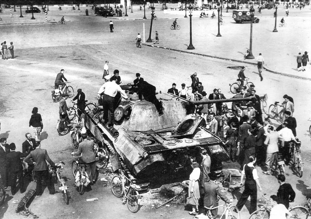 """Von Choltitz  : """"Pourquoi je n'ai pas détruit Paris"""" Zzz103"""