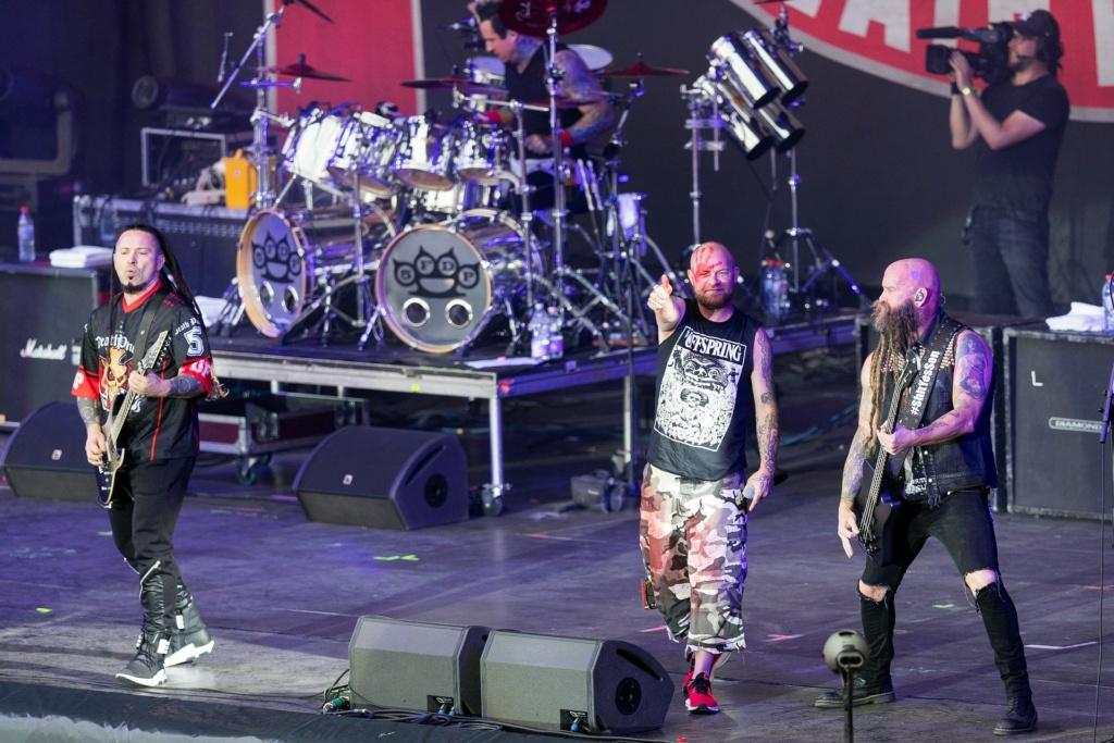 Groupe heavy metal americain Zzz182