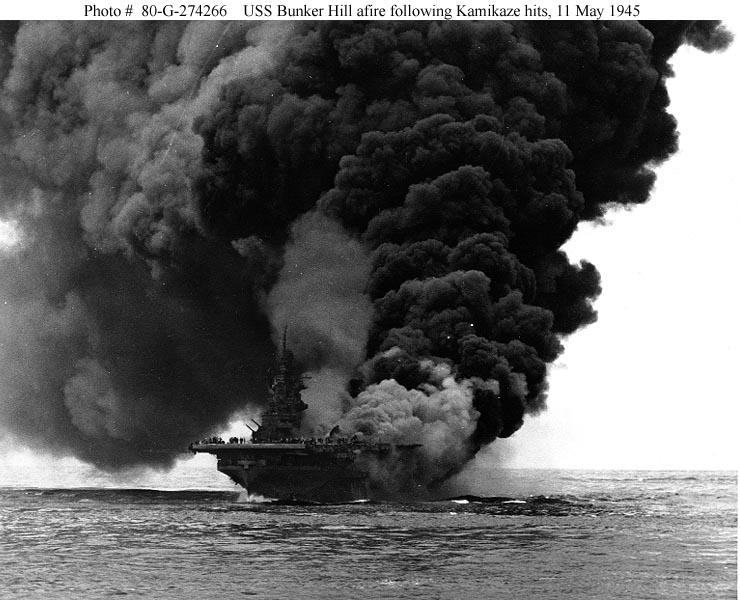 Porte-avions US et Kamikazes - Page 2 Zzz53