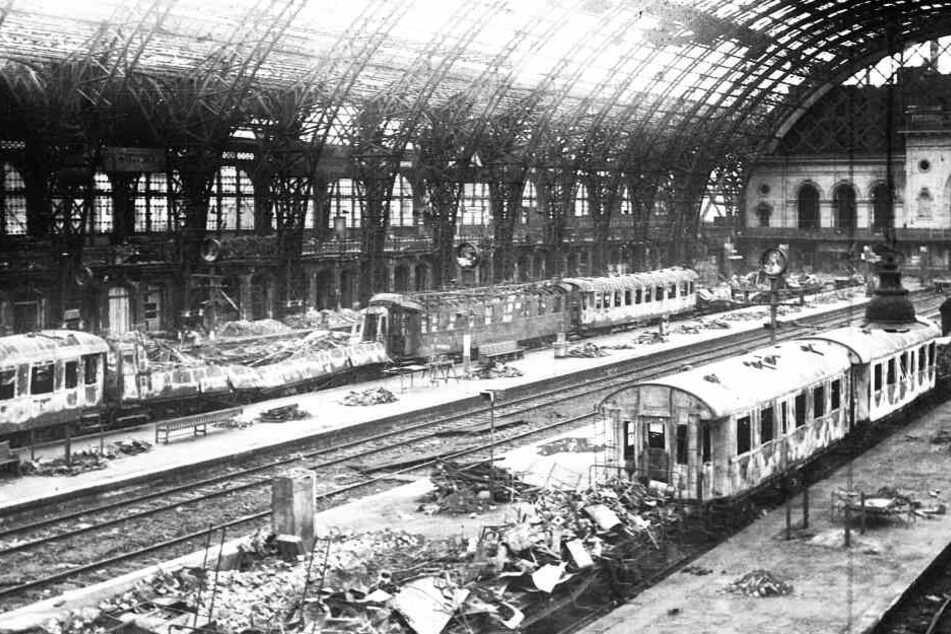 Destruction de Dresde  13-14 février 1945  (2012) Zzzz1067
