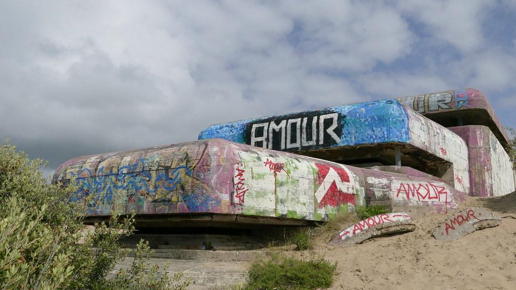 26 bunkers à Soulac-sur-Mer, desensables Zzzz1308