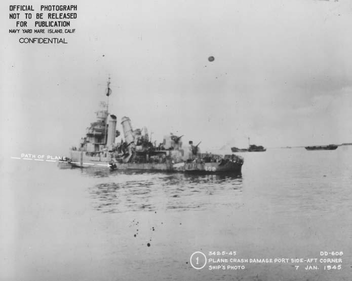 Navires US endommages par des kamikazes Zzzz512