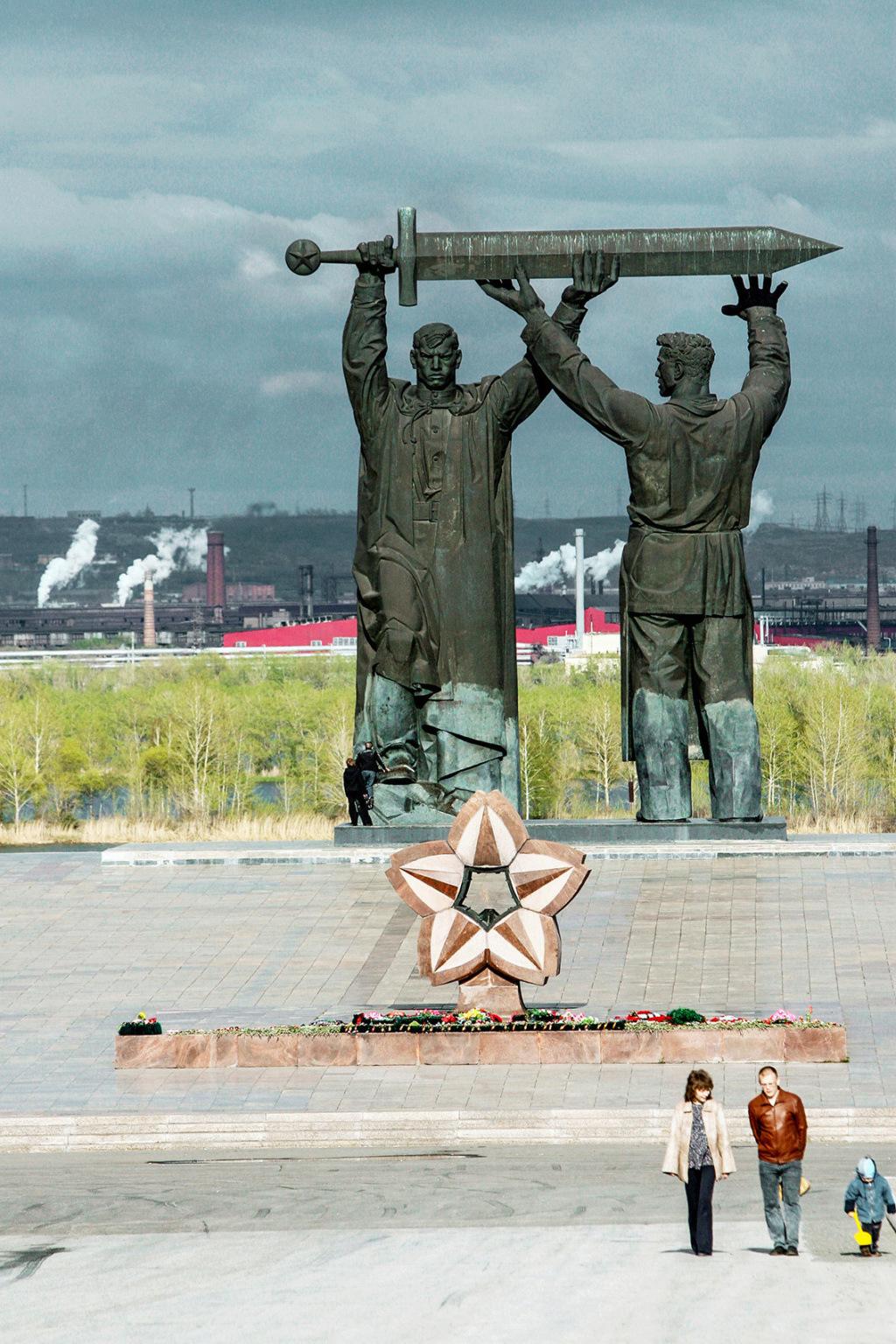 Les six monuments les plus impressionnants de Russie Zzzzz298