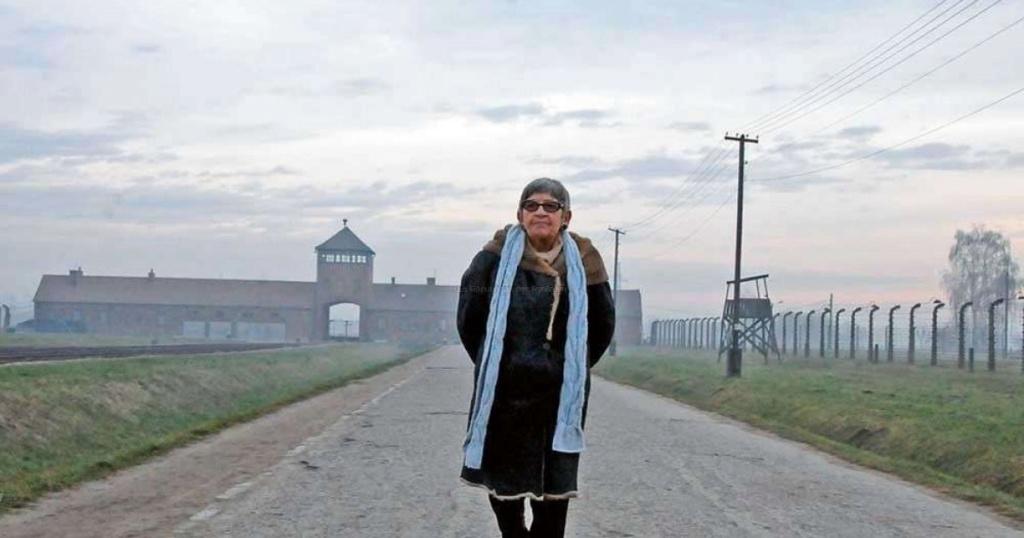 Rescapée d'Auschwitz-Birkenau Zzzzz417