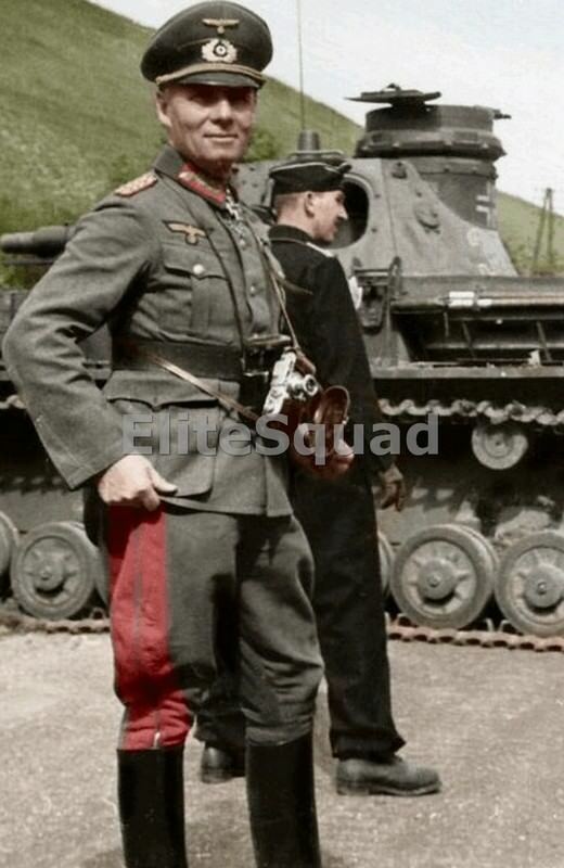 Les vehicules de Commandement de Rommel Zzzzz584