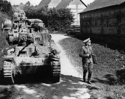 Les vehicules de Commandement de Rommel Zzzzz585