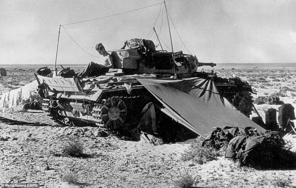 Les vehicules de Commandement de Rommel Zzzzz590